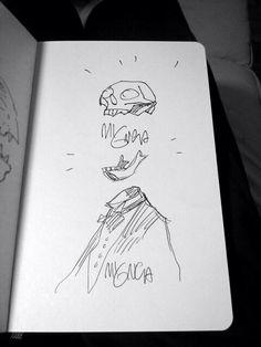 hellboy skulls mike mignola - Google Search