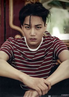 Kim Jong-in (born January better known as Kai, is a South Korean singer and actor. He is a member of the South Korean-Chinese boy group EXO and its sub unit EXO Taemin, Shinee, Kim Kai, Rapper, 5 Years With Exo, Oppa Gangnam Style, Park Jinyoung, Chanyeol Baekhyun, Actor