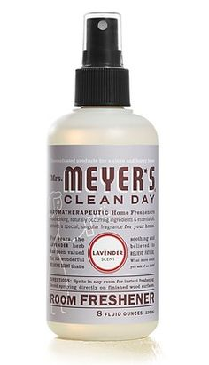Mrs. Meyers Lavender Room Freshener #madeinUSA