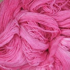 Pink and yarn two of my favorite things