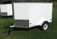2014 4X6 ENCLOSED CARGO TRAILER $1150 Enclosed Cargo Trailers, Plywood Floors, New Tyres, Wheels, Lights, Led, Lighting, Rope Lighting, Candles
