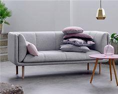 Stay sofa l by Bloomingville l design Charlotte Høncke Design