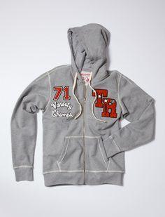 LOGO VARSITY CHAMPS MENS HOODIE #TRholiday13  Great hoodie. Bf picked