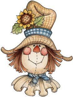 another scarecrow face inspiration for light bulbs Mais Fall Halloween, Halloween Crafts, Holiday Crafts, Halloween Clipart, Arte Country, Pintura Country, Scarecrow Face, Fall Clip Art, Arts And Crafts