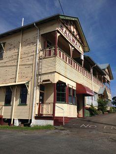 Beautiful pubs of QLD