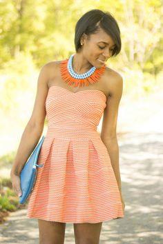 Summer Bandage Dress