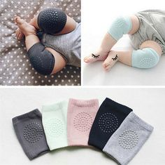 SALE ready to ship Newborn Kids Safety Crawling Elbow Cushion Baby Knee Pads Protector Leg Warmers Baby Kneecap New Mother Gift Girl Boy