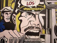 Art History - 60s and 70s: 1963 - Roy Lichtenstein and Pop Art