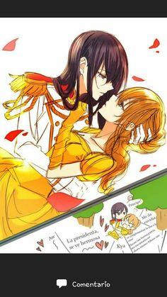 Don't forget to take your Vitamin C supplements! Manga Yuri, Yuri Anime, Manga Anime, Anime Art, Citrus Manga, Yuri Comics, Anime Family, Kawaii Anime Girl, Girls In Love