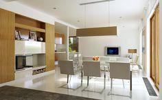 Na Miarę 1 - wizualizacja 4 - Nowoczesny projekt domu z kuchnią od frontu