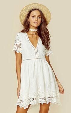 Spell Clothing Magnolia Mini Dress