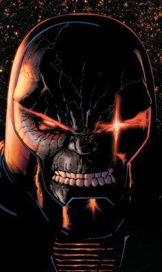 Darkseid by Eddy Barrows