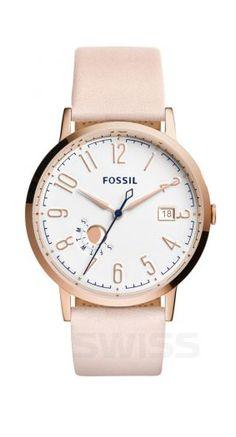 3a1ff878f89 Styl retro jest znakiem rozpoznawczym zegarków Fossil Montres Fossil