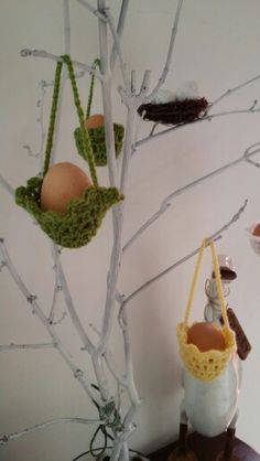 Baskets eggs