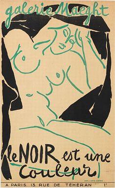 dionyssos: Henri Matisse , Le noir est une... …