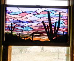 Saguaro Sunset - Delphi Artist Gallery