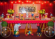 Encontrando Ideias: Tema Circo