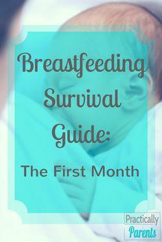 Honest tips to kickstart your breastfeeding journey.