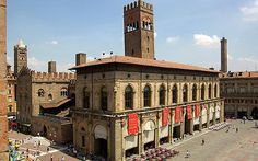 Bologna, Italy: My kind of town