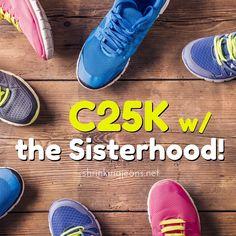 The C25K Running Program Kicks Off Tomorrow!