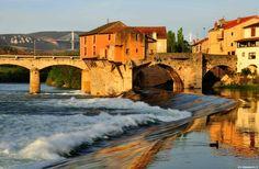 Bords du Tarn à Millau ©A. Méravilles / CG 12