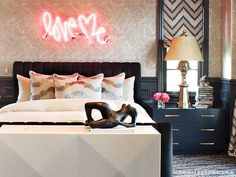 Kourtney Kardashian's Top 5 Decor Rules To Live By | @Domaine Furnishings Furnishings Furnishings @Matt Valk Chuah Vivant