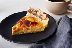 Crême Brûlée Pie recipe on Food52