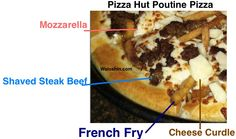 So Pizza Hut canada has beef poutine pizza...that's it I'm getting my passport card.