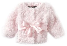 Biscotti Baby-girls Newborn Curly Q Poodle Jacket, « Clothing Impulse