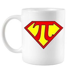 Super Pi Day 3.14 Coffee Mug