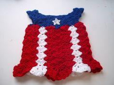 Puerto Rican Flag Baby Dress Yo Soy Boricua by CraftyButterflies, $45.00