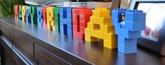 LEGO Themed Birthday Party | Heppy Birthday Legos