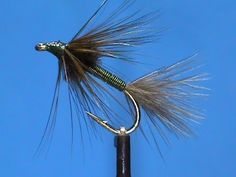 Fly Tying an Olive Copper Sparrow with Jim Misiura - YouTube