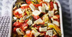 Hirse mit Gemüse gebacken ist ein Rezept mit frischen Zutaten aus der Kategorie Fruchtgemüse. Probieren Sie dieses und weitere Rezepte von EAT SMARTER!