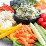 Avocado Spinach Dip | by Sonia! The Healthy Foodie