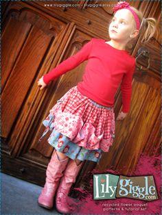 skirt pattern ($)