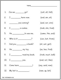 Wh' question worksheet. My kids don't know these words. | Reading ...