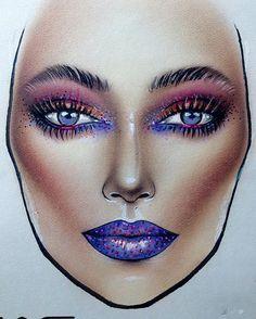 #artist@milk1412  #mylove #myart #myartistcommunity #myartistcommunityrussia #makeup #makeupart #makeupstar #makeupartist #makeuplover #macfacechart #luck #facechartartist #fashion #facechart #facechartart #faceart #визажист #макияж #макфейсчарт #фейсарт #фейсчарт #creative #creativemakeup #maccosmetics #mac #macmua #fantastic #beautiful #amazing