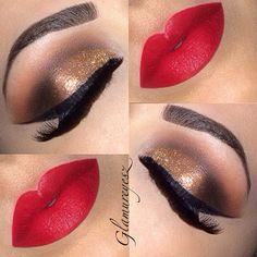 Instagram photo by @makeupbyglamureyesz (Glamureyesz) | Iconosquare
