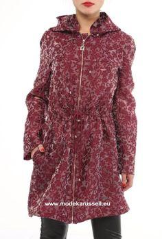 Trench Coat Hilda Rot