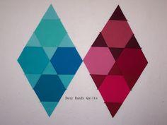 Busy Hands Quilts: Gravity Quilt Along {Block 3 Orbit}