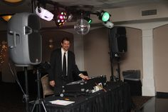 Our DJ Brian at the Mermaid in Moundsview on 11-9-2013. #WeddingDJ http://mermaidminnesota.com/wedding_reception.htm