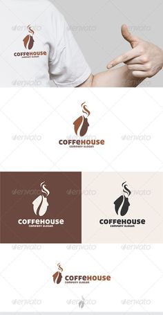 Coffe House Logo  #GraphicRiver         Fully Editable Logo, AI, EPS, CDR, PNG files  Used free font link in the zip folder   Easy work and good luck   Don't forget to rate if you like it!           You bought a logo, but You cannot configure it the way you would like? I can do it for You. Customization means that you have the logo in which you want to change such as font, color, or non conceptual change some elements, convert to black/white version.   Maybe you need exclusive logo?  …