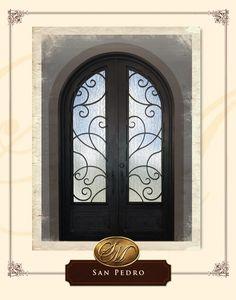 Santa Fernanda San Marcos Iron Doors Dressing Up The