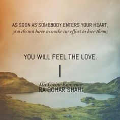 The Official MFI® Blog: Quote of the Day: As Soon As Somebody Enters Your Heart...
