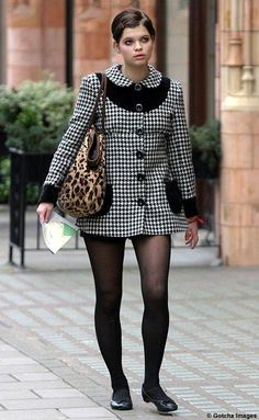 Pixie Geldof Pixie Geldof, Holy Chic, Pixie Styles, Cool Style, My Style, Mod Fashion, Street Style Looks, Clothes Horse, Beautiful Patterns