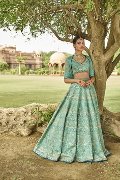 Anita Dongre 'Tree of Life' ICW AW2017