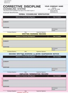 This performance improvement plan helps struggling or ...