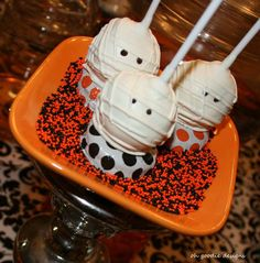 ghostly goodies | CatchMyParty.com