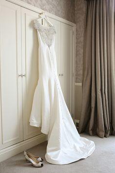 Justin Alexander Wedding Dress | THE BERKELEY HOTEL WEDDING LONDON